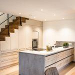 Musterhaus Eiche Küche