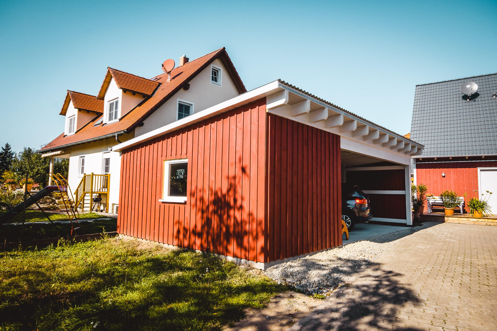 carport einfamilienhaus