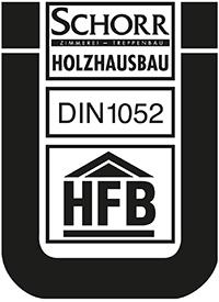 Holzhausbau DIN1052