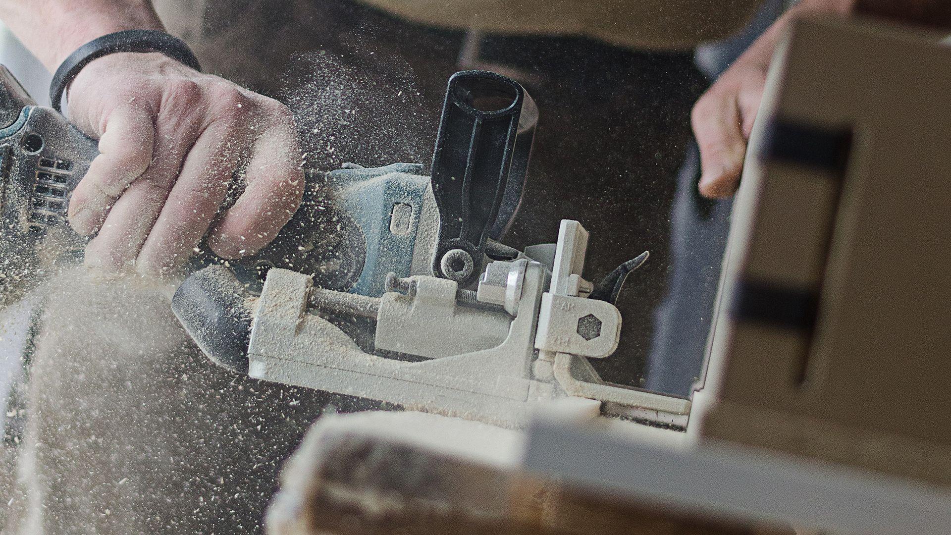Ueber Holzbau Schorr