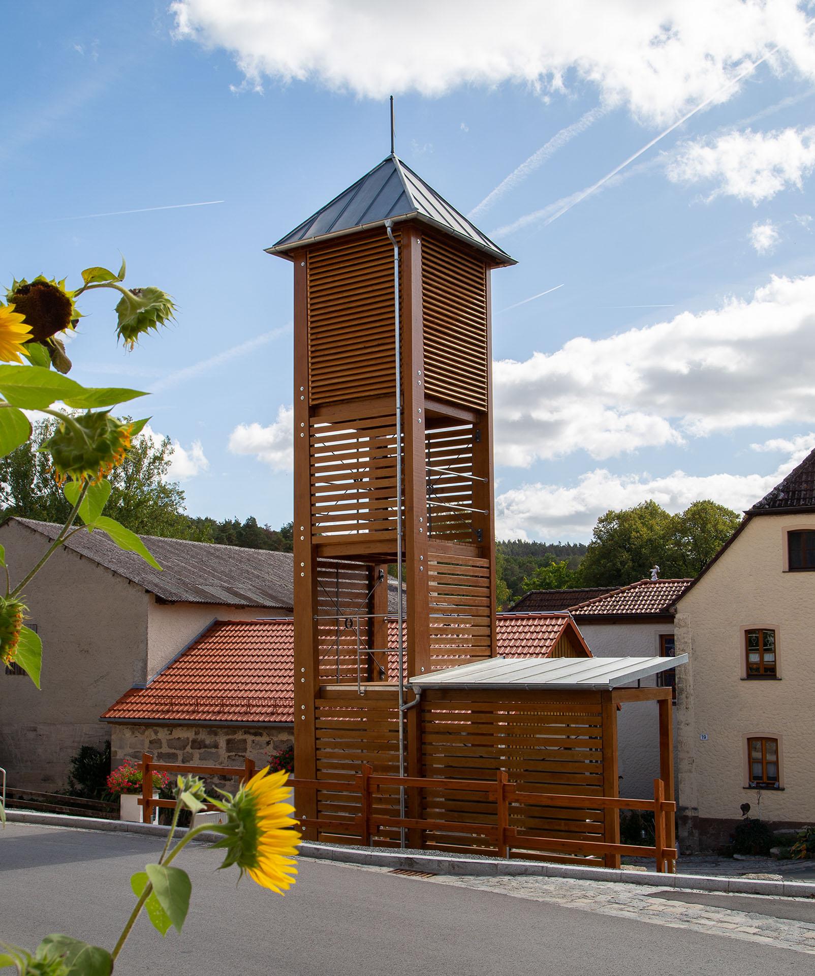 Glockenturm Oberrimbach