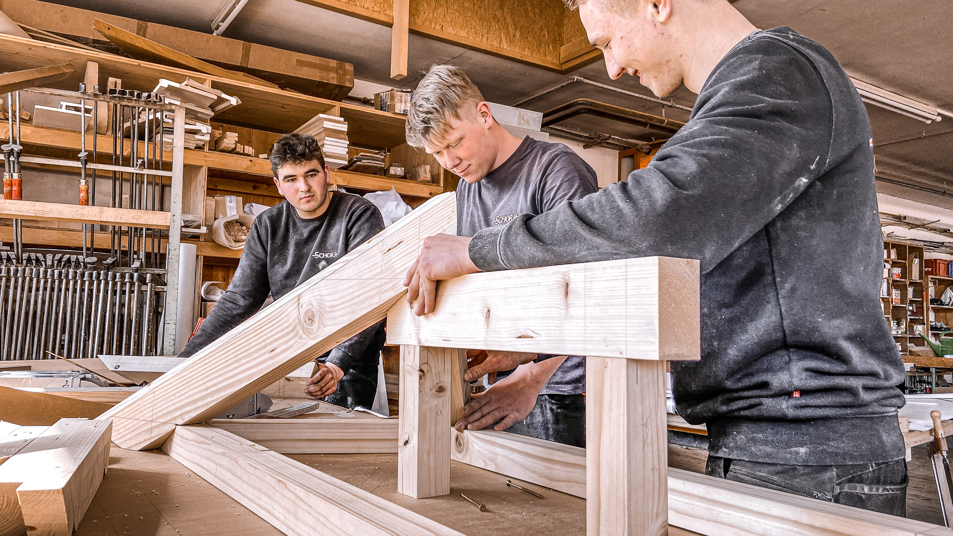 Weiterbildung Holzbau Schorr 2