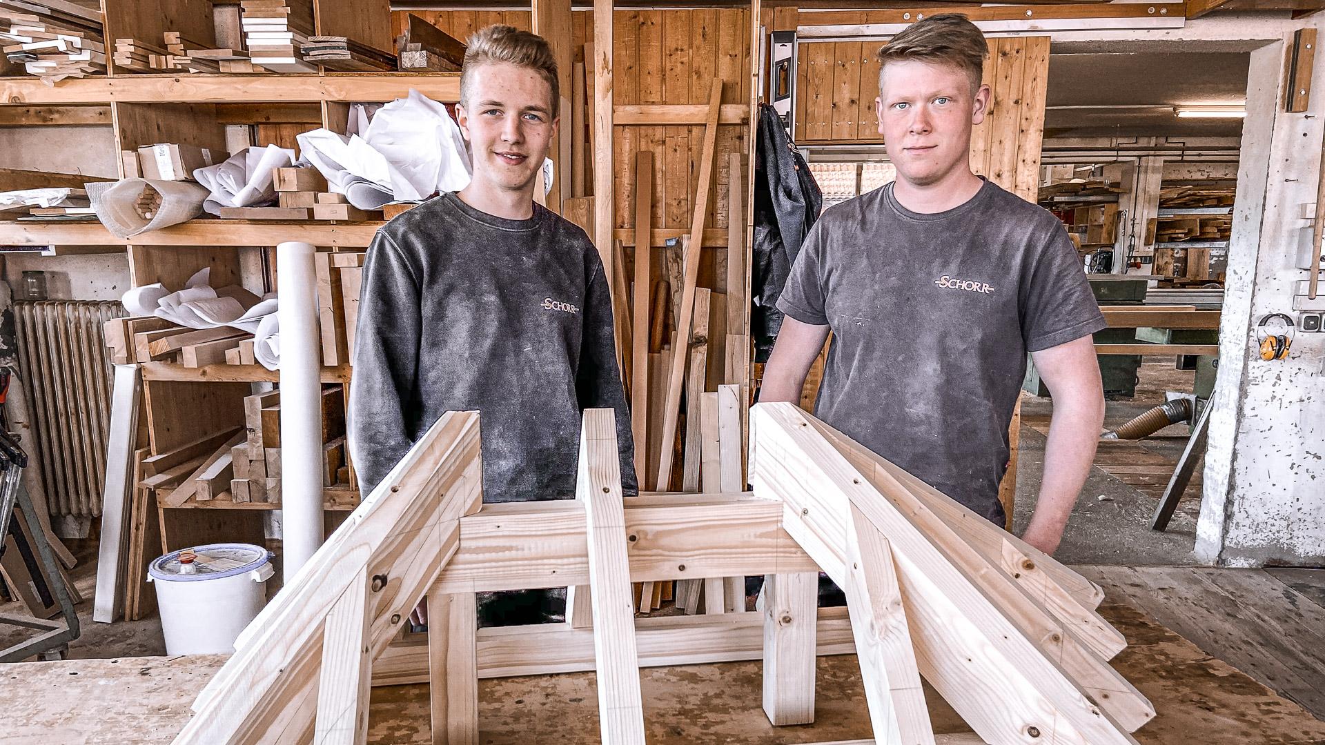 Weiterbildung Holzbau Schorr 3
