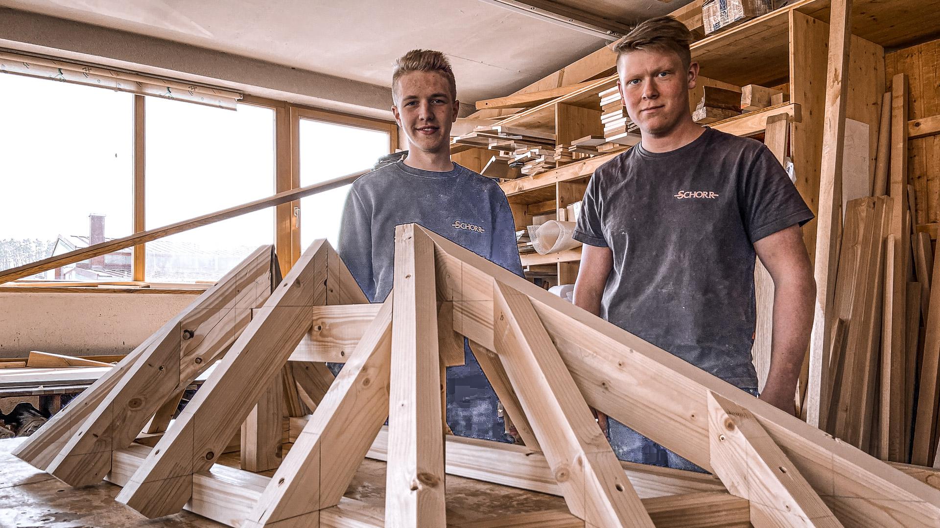 Weiterbildung Holzbau Schorr 4