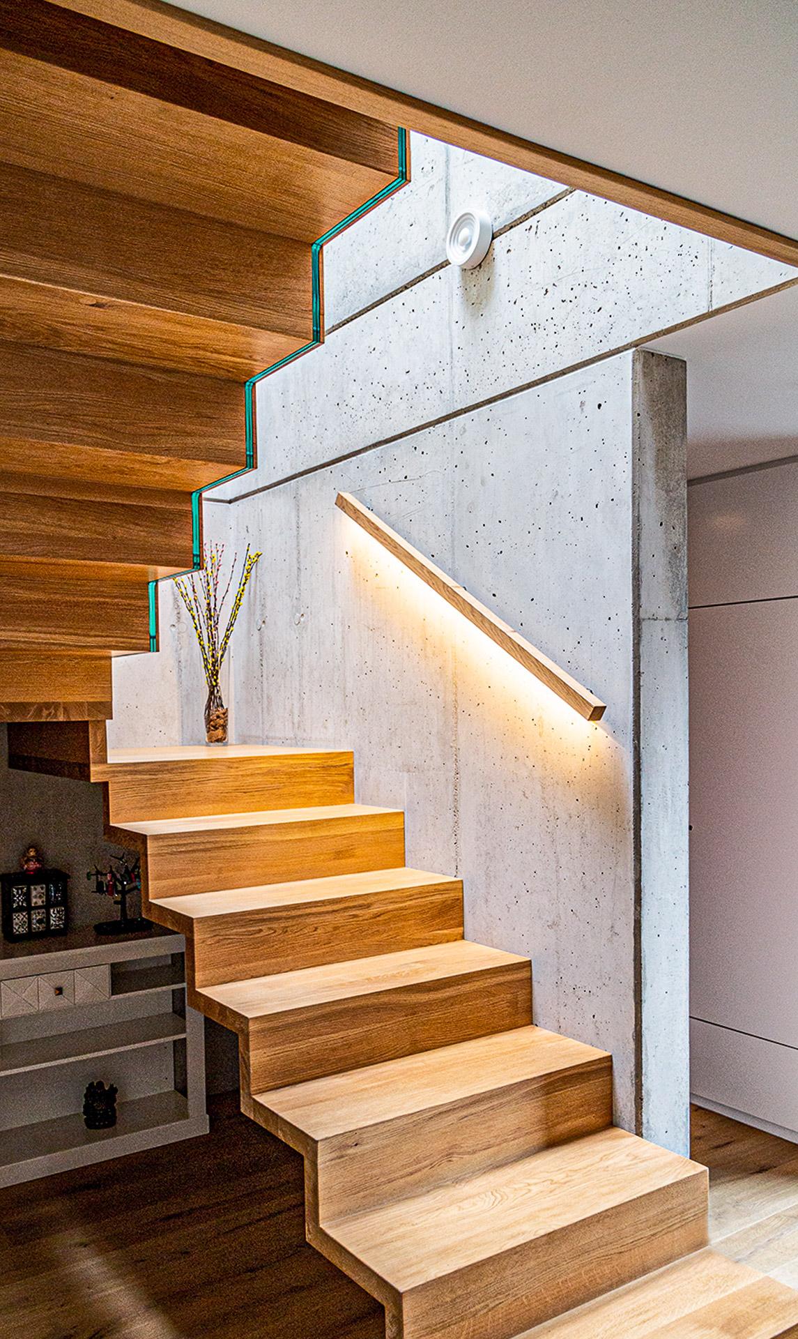 Treppenbau Holzbau Schorr 1