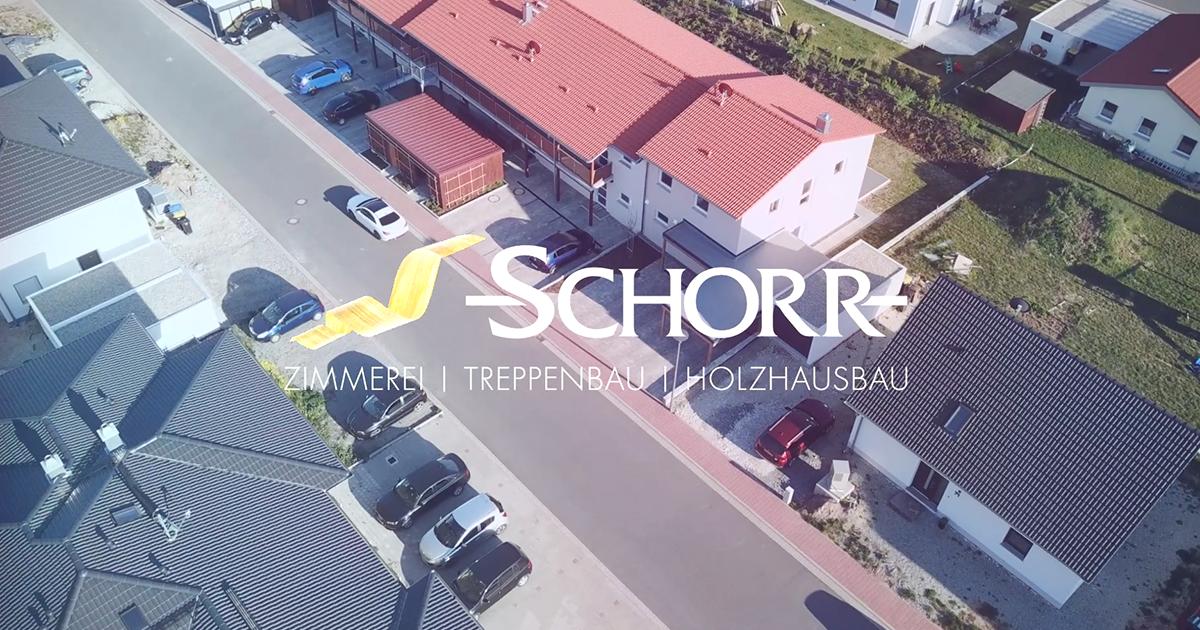 Musterhaus Eiche Drohnenaufnahme social