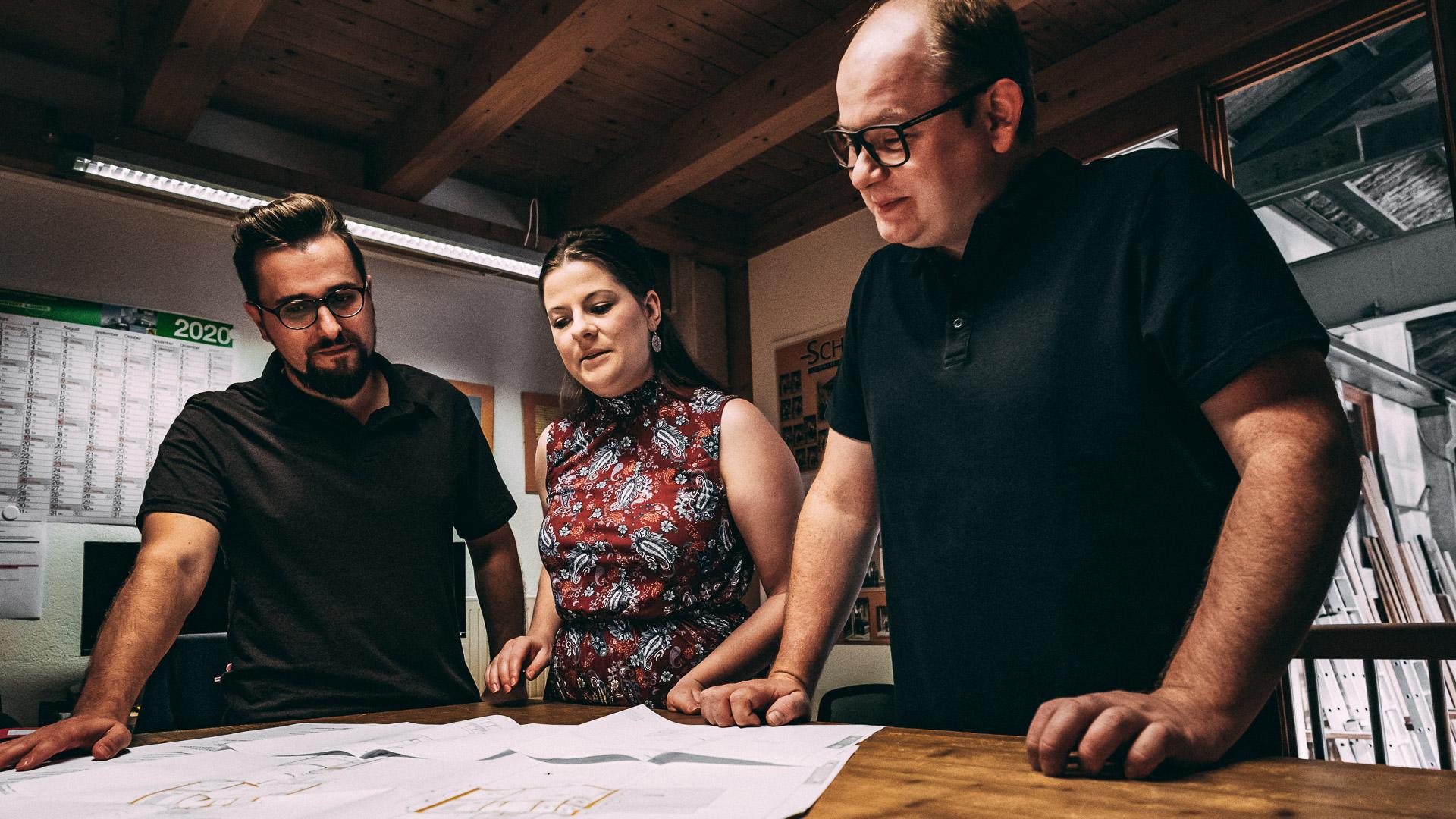 Planungsbüro Holzbau Schorr