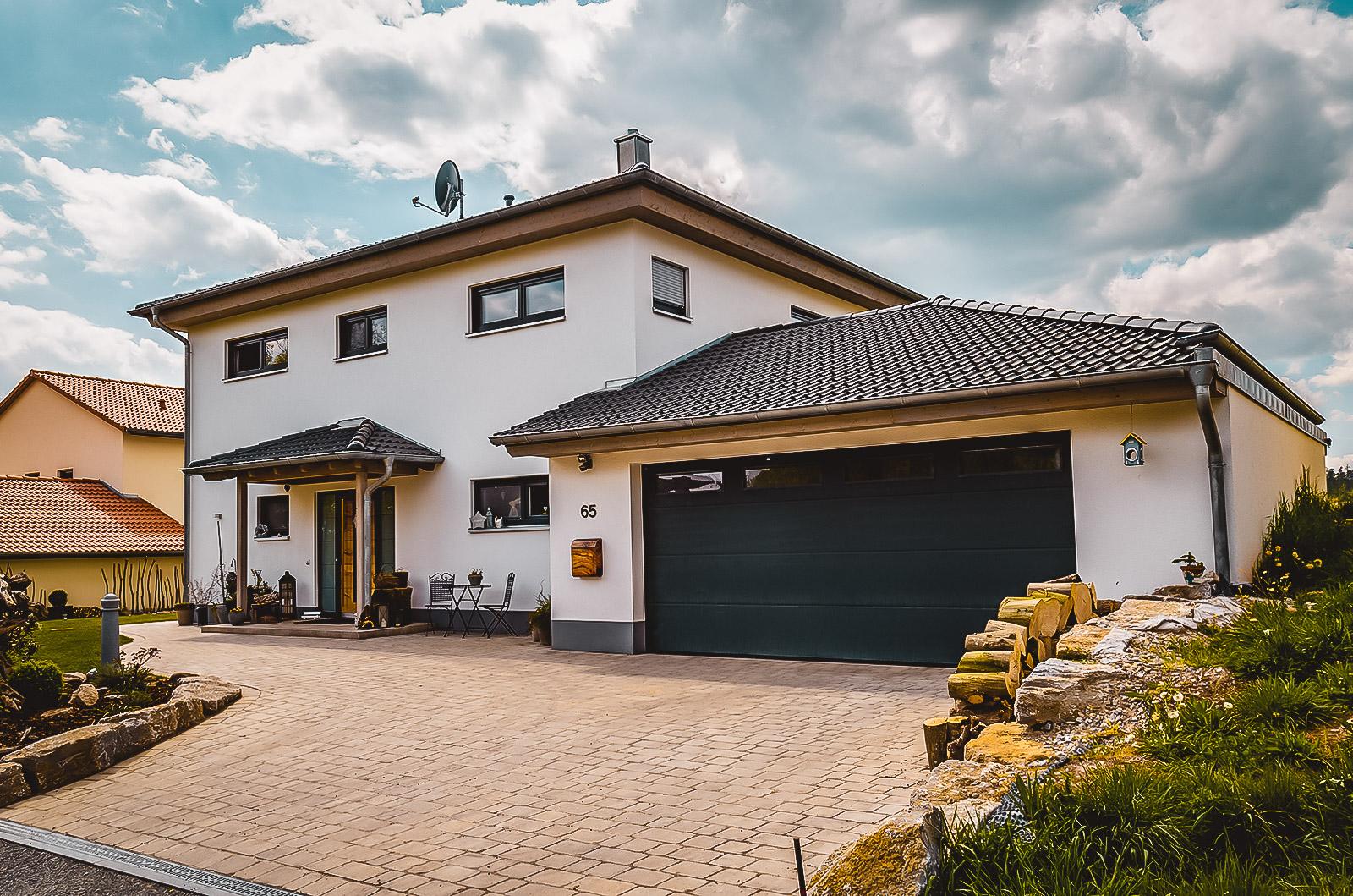 Holzbau Schorr Einfamilienhaus Kunden 4