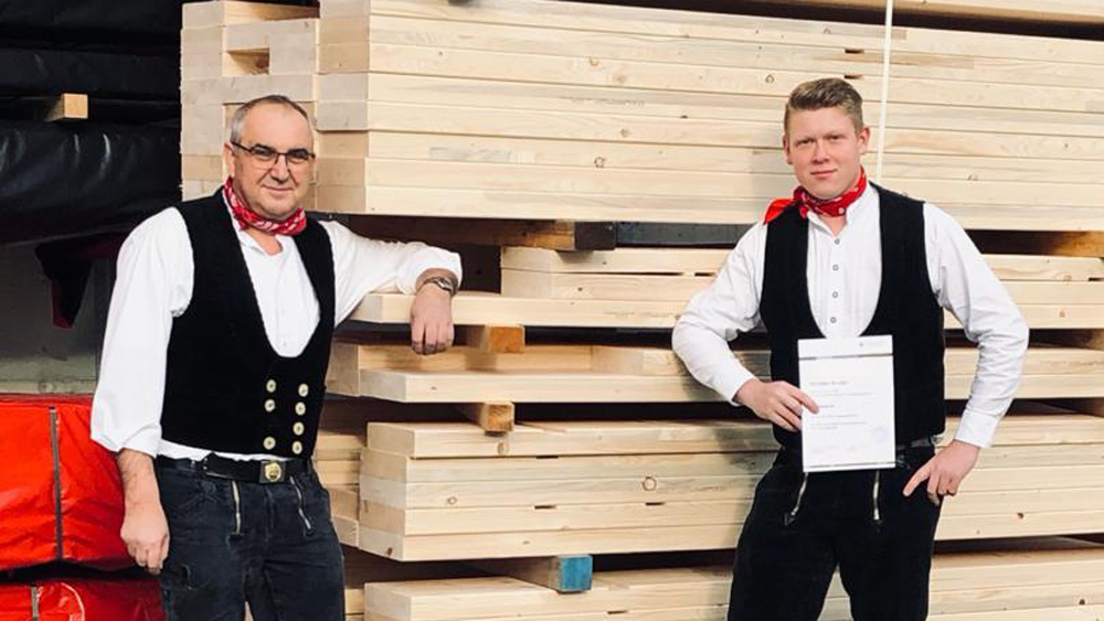Christian Bruder & Herbert Schorr