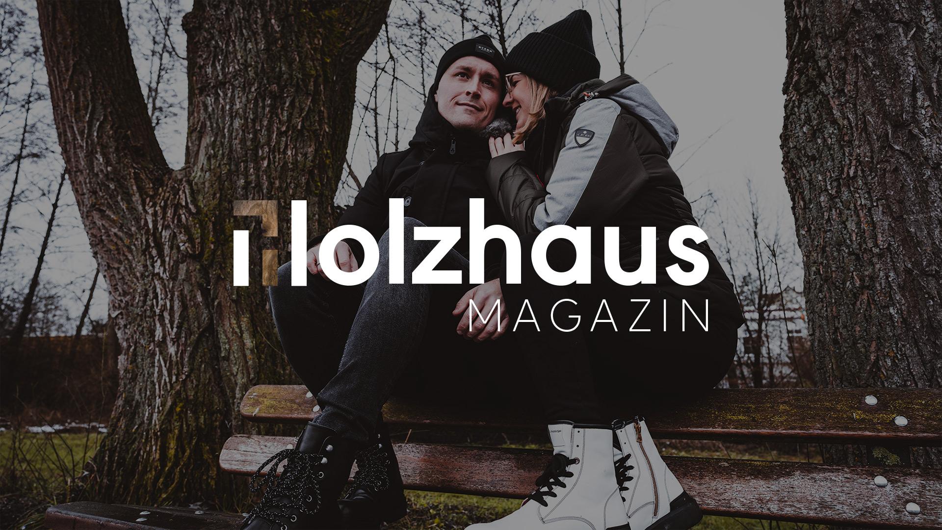 Holzhaus Magazin Header