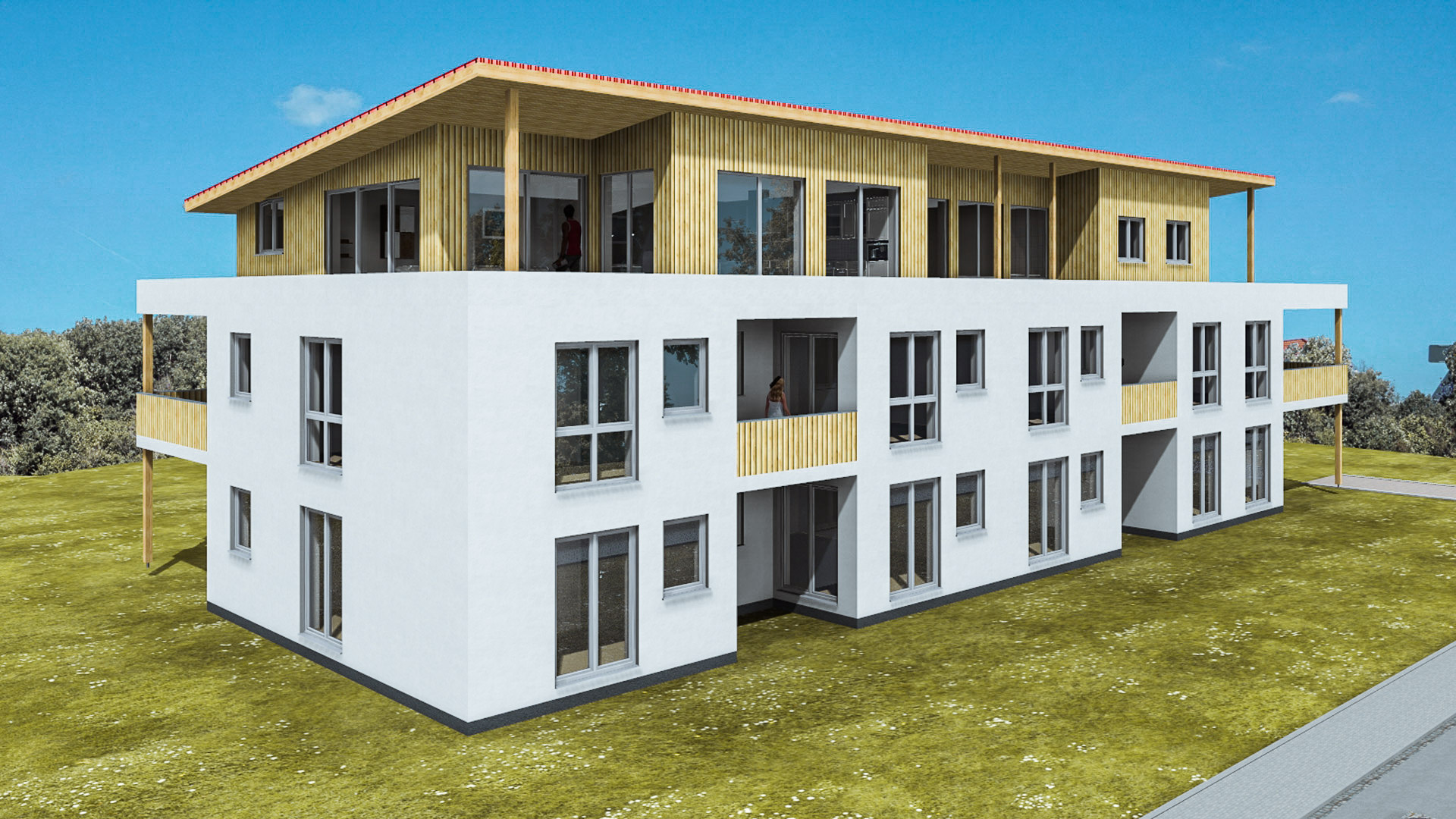 Mehrgenerationenhaus Burghaslach
